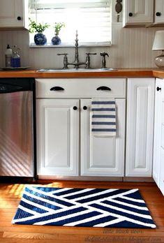 Inspirational French Kitchen Mat