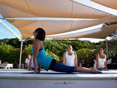 4 Days Luxury Beach Yoga Holiday in Italy