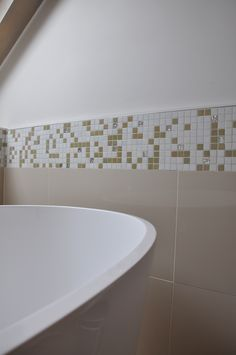 Interior Architecture showroom in Mies - Switzerland Mosaic Bathroom, Geneva, Contemporary, Interior Design, Detail, Projects, Home, Nest Design, Log Projects