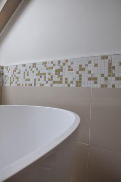 Bathroom mosaic detail