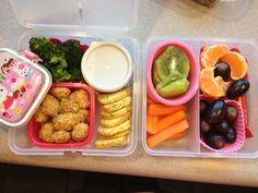 Sistema Klip It Lunch Cube Container Bento-ish