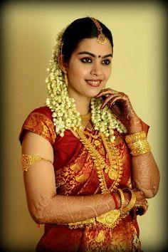 South indian bride....