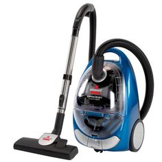 Bissell 66T61 New OptiClean Canister Vacuum - Overstock™ Shopping - Great Deals on Bissell Vacuum Cleaners