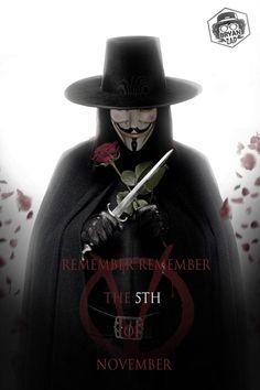 V For Vendetta by Bryanzap V For Vendetta Wallpapers, Movie V, Tattoo Stencils, Comics Universe, Detective Comics, The 5th Of November, Marvel Dc Comics, Dark Horse, Steven Universe