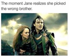 But sorry darling. Loki is mine <3 huh
