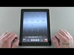 iPad Getting Started Guide  http://www.youtube.com/watch?v=JMht9_F3580