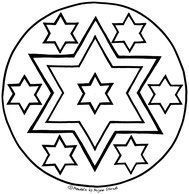 Sterne Mandalas Fur Kinder Ab 3 Jahren Kindergarten Zum Drucken Farbe Ausmalbilder Mandala Ausmalbilder Arizona Logo Color Therapy Mandala