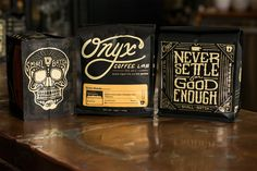 Onyx Coffee Lab — The Dieline - Branding & Packaging Design Coffee Cup Art, Coffee Lab, Nitro Coffee, Coffee Packaging, Coffee Branding, Soap Packaging, Food Packaging Design, Packaging Design Inspiration, Branding Design