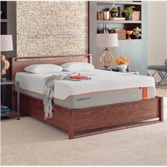 Tempur-Pedic TEMPUR-Contour Rhapsody Luxe - Style # 10190150, Tempur-Pedic Advanced Support TEMPUR-Contour Mattress Collection
