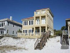 Serenity Shores: 5 BR / 5.0 BA house in Destin, Sleeps 16Vacation Rental in Crystal Beach from @HomeAway! #vacation #rental #travel #homeaway