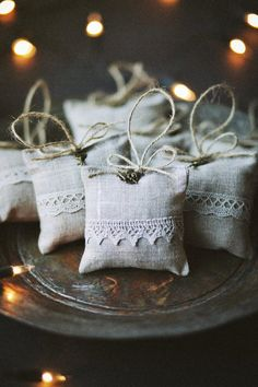 Linen lavender bag with angel and lace/ Light Grey by LINOHAZE - Aromeco Air Freshener Car Wardrobe Freshener Toilet Freshener Room Freshener Handbag Freshener Scented Sachet Luxury Fragrance - Berries, Delight, Tropical Present Pack of 3 Lavender Crafts, Lavender Bags, Lavender Sachets, Lavender Flowers, Linen Bag, Linen Fabric, Christmas Bags, Christmas Crafts, Lino Natural