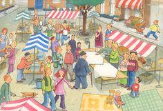 Praatplaat markt