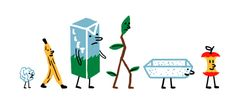 Recycling is easy / Animation on Behance