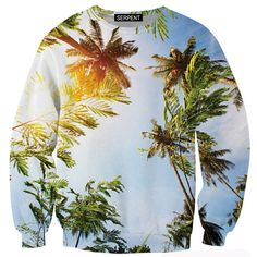 Sunny Day In Cali Sweatshirt – Urban Art Clothing