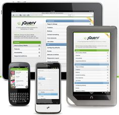 Writing your first jQuery Mobile app - Part 1