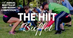 This workout is an entry to this year's Bootcamp Ideas Competition. It has been submitted by Johannes ChunofKinsei-Do Fitness. The HIIT Buffet DrillLength: 10-15 minutes Equipment Needed: Mats, …