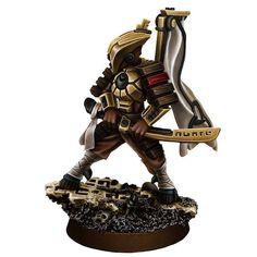 O'KATN the single blade warrior from warhammer