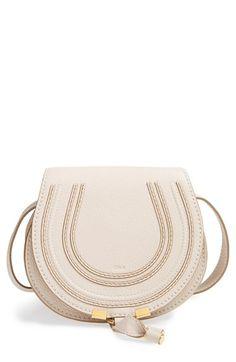 Chloé  Mini Marcie  Leather Crossbody Bag  2d7d24ef726d7