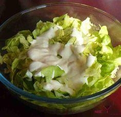 Sałata do obiadu Lettuce, Cabbage, Vegetables, Food, Essen, Cabbages, Vegetable Recipes, Meals, Yemek