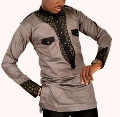 Men African Wear, Men African Attire, African Clothing Men, African Men's Fashion, African Dresses For Men, African Men Clothing door SJWonderBoutique op Etsy https://www.etsy.com/nl/listing/239054630/men-african-wear-men-african-attire
