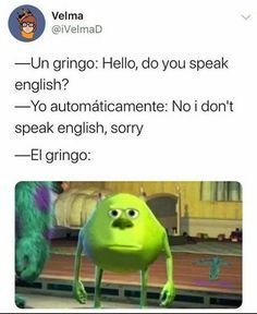 Funny Spanish Memes, Spanish Humor, Cute Memes, Stupid Funny Memes, Best Memes, Dankest Memes, Mexican Memes, Really Funny, Haha