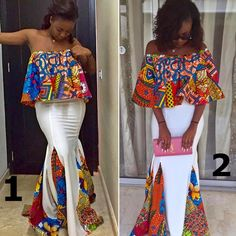 The possibilities are endless when it comes to Ankara and this week is no exception. There are lot of fabulous styles on Instagram and we have selected several outstanding Ankara…