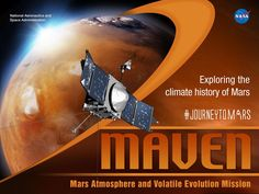 """MAVEN will help us understand Mars history, climate & its potential to support life"". -- Awesome! :D"