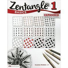 Design Originals - Zentangle Basics Expanded Workbook