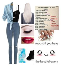 """""""Read description"""" by amyhnsn ❤ liked on Polyvore featuring Topshop, Kendra Scott, TheBalm and Vera Bradley"""