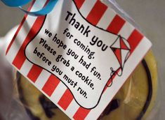 Dr. Seuss Baby Shower Party Ideas | Photo 4 of 32 | Catch My Party