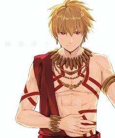 Gilgamesh - Fate/series