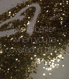 Oh yes!!! The #glitter girls love this one!! #lovelecente