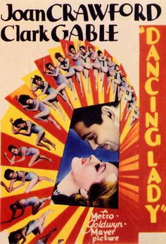 Dancing Lady (1933) - Joan Crawford, Clark Gable, Franchot Tone, May Robson, Winnie Lightner, Fred Astaire