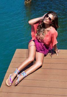 Honeymoon Wardrobe: Island Resort | The Bride's Tree - Sunshine Coast Wedding