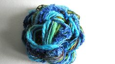 Fibers Pack  Dreamcatcher Supplies  Mermaid's Tail  by chrystelle