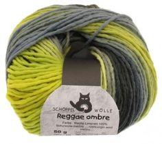 [Frische Limonen] Federleicht und traumhaft weich durch Reggae-Walktechnologie aus Merino-Schurwolle. Crochet, Products, Tricot, Threading, Breien, Action, Ganchillo, Crocheting, Knits