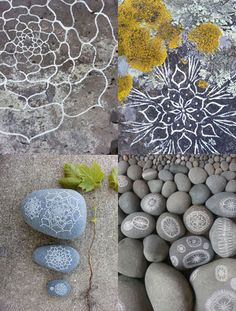 Free Stone Meditation Printables to help Mondays feel a little more like Saturdays.From Stone Artist, Jenny Hoople.
