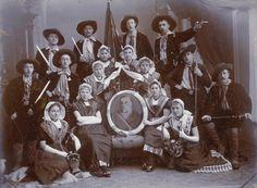 Dutch fans of the Boers
