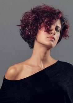 Next Look autunno-inverno by Palmer School: scuola di formazione professionale per parrucchieri a Bologna