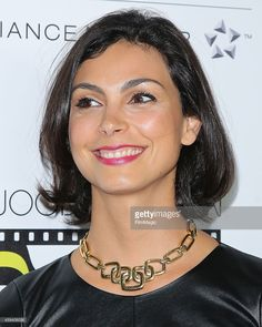 Actress Morena Baccarin attends the 6th Annual Hollywood Brazilian Film Festival opening night gala and premiere of 'A Wolf Behind The Door' at The Ricardo Montalban Theatre on November 21, 2014 in Hollywood, California.