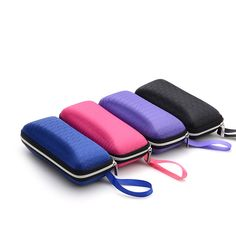 Women's colorful zipper eye glasses case Price: 9.95 & FREE Shipping #women #clothing #men #accessories #home #garden #fashion #lifestyle #smartphones #electronics