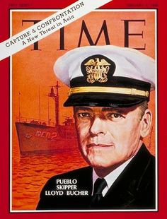 """In 1968, the USS Pueblo was captured by North Koreans. The ship's commander, Boys Town alumnus Commander Lloyd 'Pete' Bucher, came to Boys Town in the late 1930s from an orphange in Idaho. When he arrived late Father Flanagan greeted him """"…Pete where have you been? I've been waiting for you…"""" The crew was held for a year by the North Koreans and subjected to abuse and torture. When the crew was released in 1969, Boys Town provided Commander Bucher a huge welcome home event. 