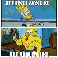 Sponge Bob Funnies