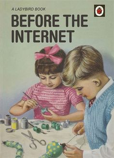 ladybird book parodies - Google Search