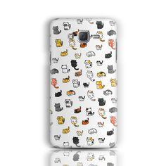 Neko Atsume Samsung Galaxy J5 Case Samsung Galaxy S6 Case Samsung Galaxy Note 5…