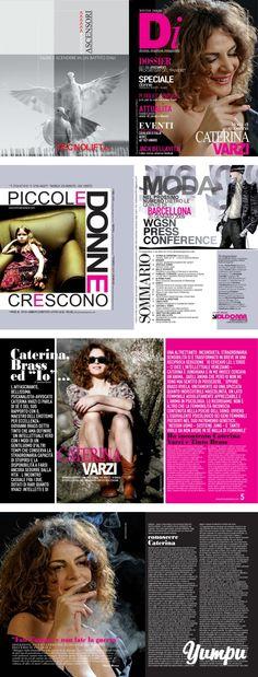 """CATERINA VARZI by DONNAIMPRESA MAGAZINE - Magazine with 51 pages: http://www.donnaimpresa.com L'AFFASCINANTE,BELLISSIMA PSICANALISTA-AVVOCATO CATERINA VARZI CI PARLA DI SÉ E DEL SUO RAPPORTO CON IL MAESTRO DELL'EROTISMO PER ECCELLENZA:GIOVANNI BRASS DETTO TINTO CHE AMA DEFINIRE """"UN INTELLETTUALE VERO CON I MODI DI UN GENTILUOMO D'ALTRI TEMPI CHE CONSERVA LA STRAORDINARIA CAPACITÀ DI STUPIRSI E LA DISPONIBILITÀ A FARSI ANCORA SEDURRE DALLA VITA"""". L'INCONTRO CASUALE FRA I DUE, DOTATI DI RARI…"""