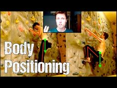 Rock Climbing Technique for Beginners : Body Positioning Basics and Center of Gravity ! - YouTube