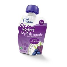 $24.99-$7.74 Baby Certified organic, Non-GMO ingredients Made with real yogurt and a yummy balance of fruit and vegetables. 20% of the recommended daily value of calcium and Vitamin D. No added sugar, salt, juice, colors or flavors 100% BPA-free packaging
