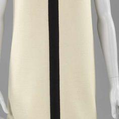 Mondrian dress, Yves Saint Laurent, 1965 - Rijksmuseum