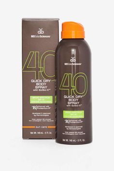 MDSolarSciences Quick Dry Body Spray SPF 40 Sunscreen | Shop Accessories at Nasty Gal!